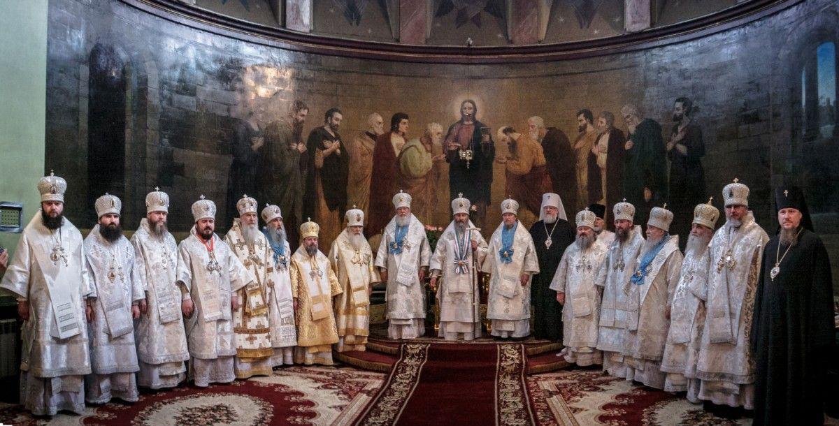 УПЦ призывает Раду непринимать «церковные законы»