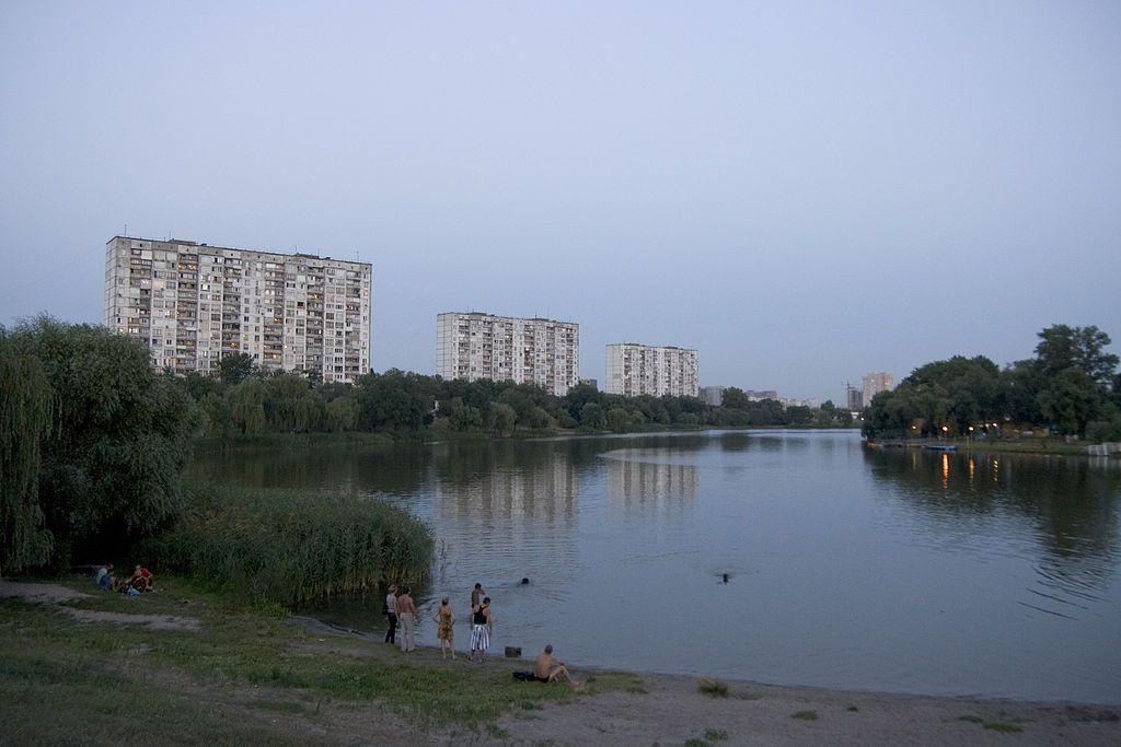 озеро Тельбин / фото Wikipedia