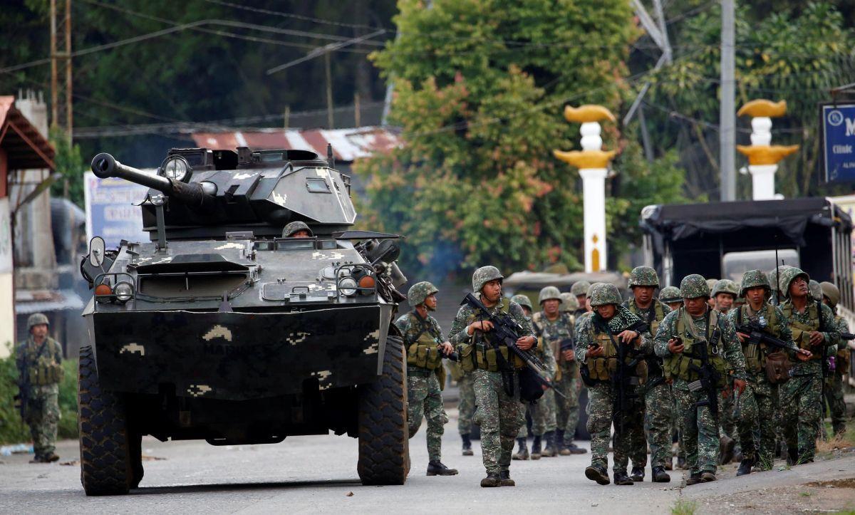 Террористы убили 19 мирных граждан наФилиппинах