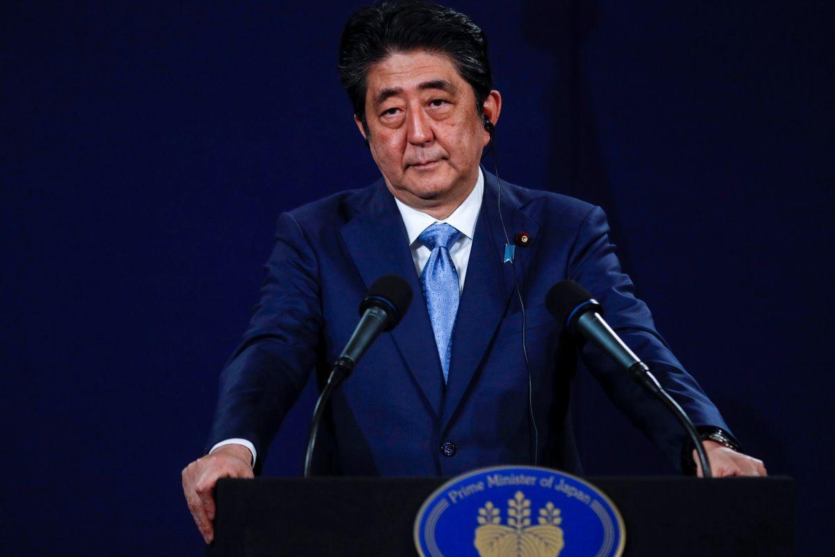 Синдзо Абэ / REUTERS
