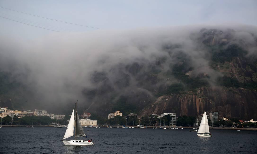 Туман над Ріо-де-Жанейро / Globo