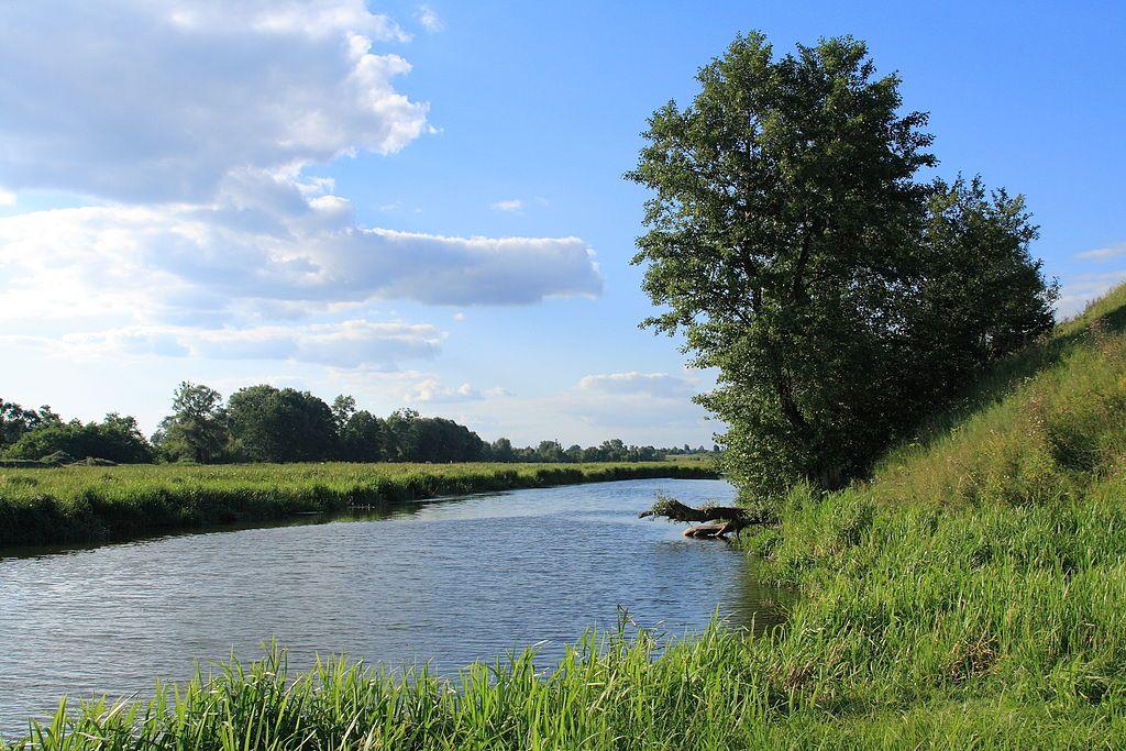 На реках ожидаются подъемы уровней воды / украинская Wikipedia