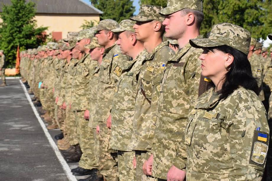 вручення нагород відбулося в 44-й окремій артилерійській бригаді оперативного командування