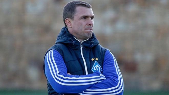 Ребров продолжит упражнять «Динамо»— репортер