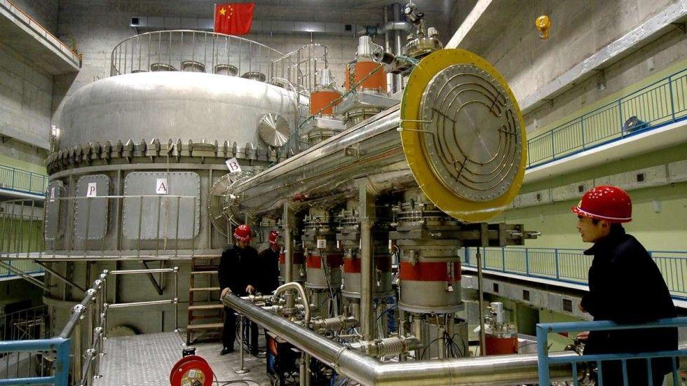 Китай планирует в 2021 году запустить собственный ITER с самоподдерживающейся реакцией / фото cdn2.i-scmp.com
