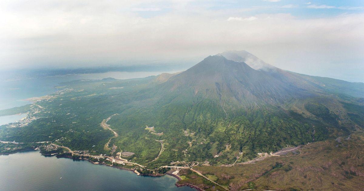 В Японії сталося виверження вулкана Сакурадзима / mirror.co.uk