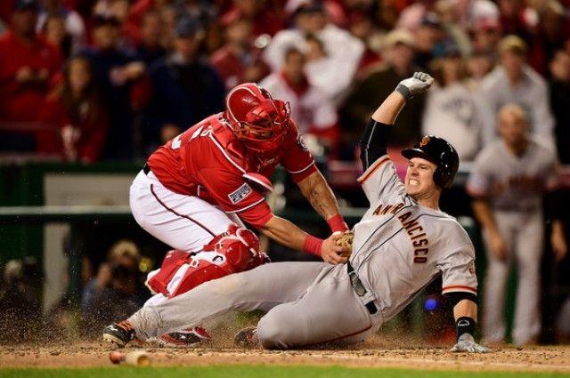 Матч бейсбольной лиги США был прерван из-за массовой драки / TopBet