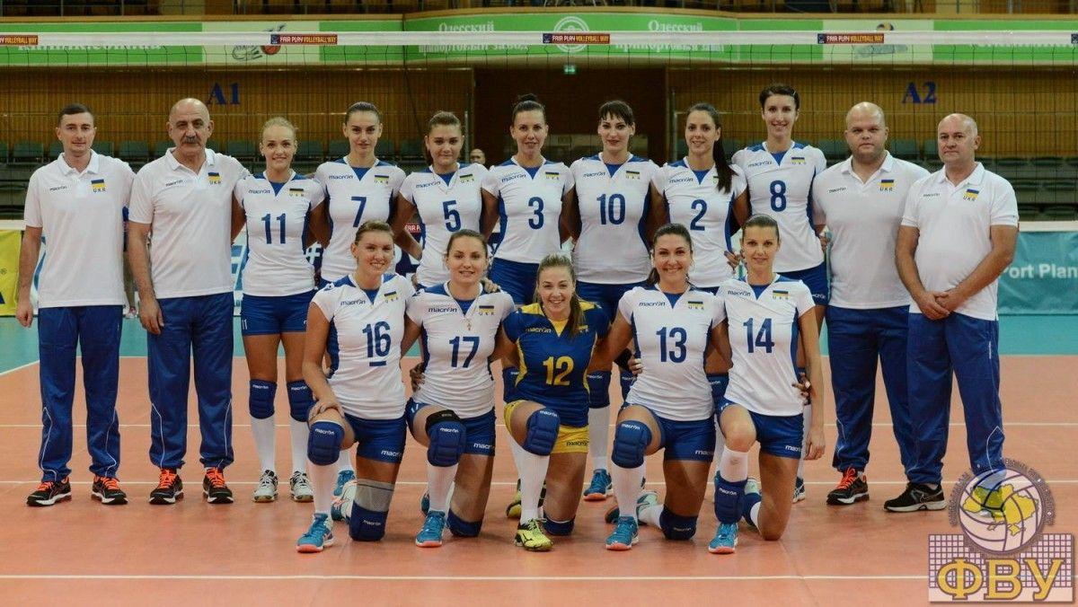 Сборная Украины начала отборочный турнир к ЧМ с победы / fvu.in.ua