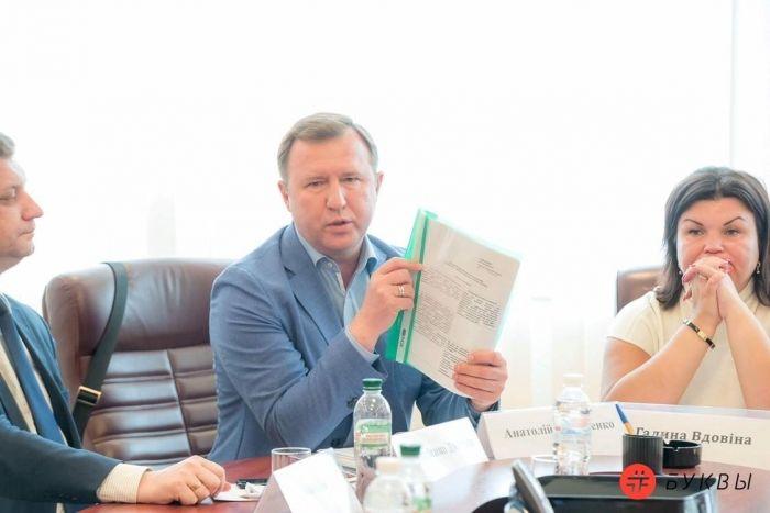 Анатолий Макаренко и Галина Вдовина / фото bykvu.com