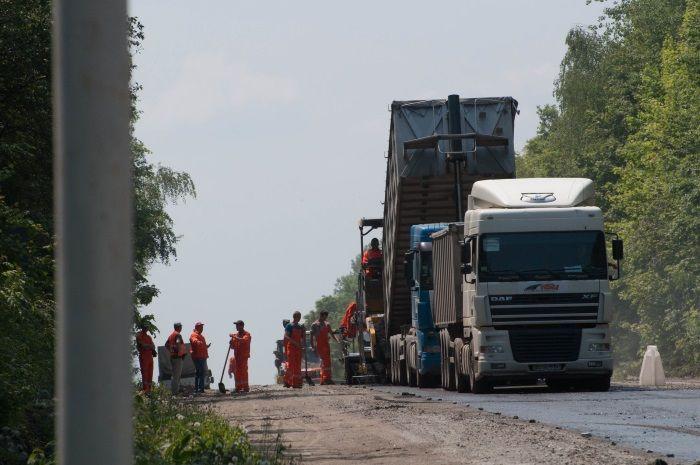 Дороги до Охтирки, Вовчанська і Печеніг будуть капітально відремонтовані
