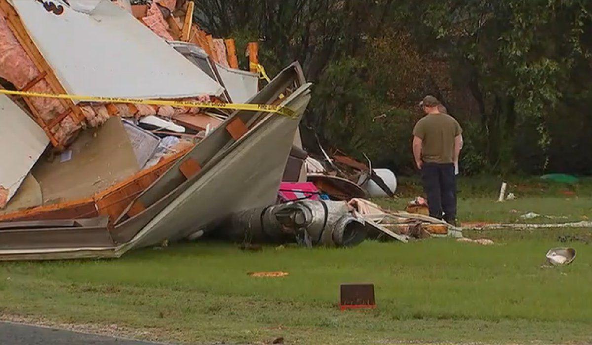 Наслідки шторму в Північній Кароліні / twitter.com @CayleThompson