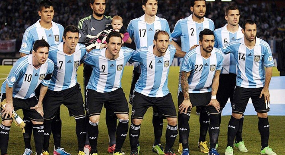 сборная аргентины состав фото советской
