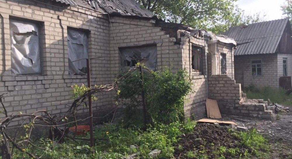 Ukraine reports Grad attack on Avdiyivka, one civilian seriously injured