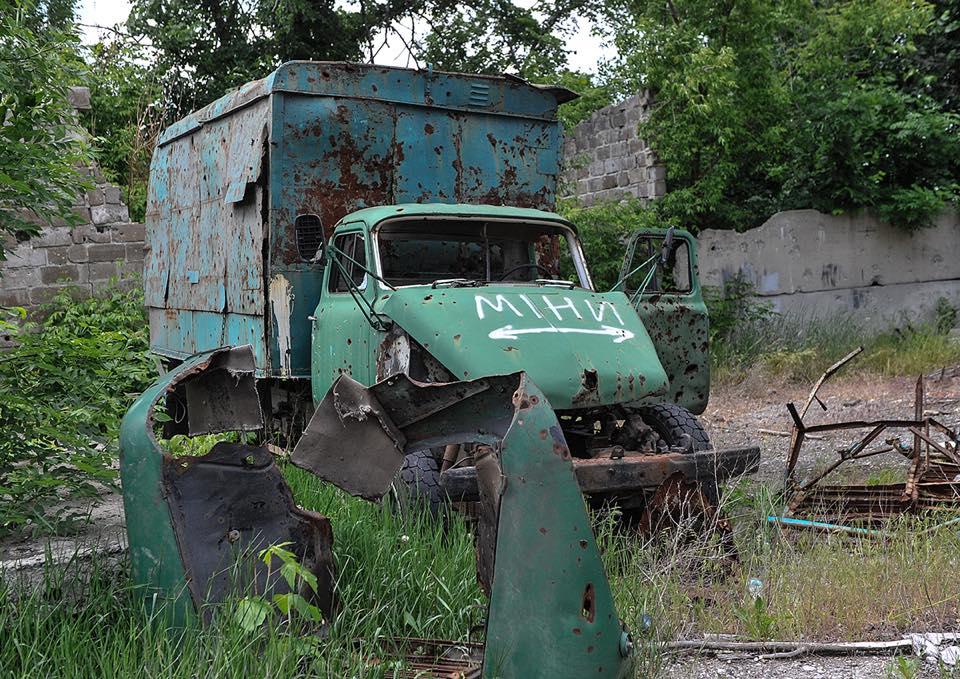 Сейчас все попытки врага захватить украинские позиции отбиты, противник получил достойный ответ / фото facebook.com/oleksandr.turchynov