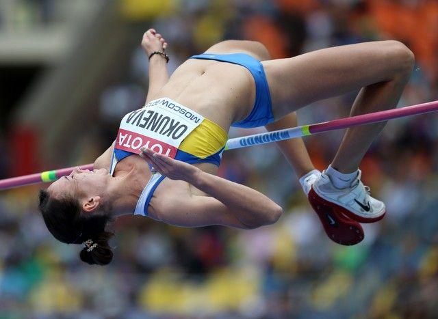 Окунева победила с третьим результатом сезона в мире / iaaf.org