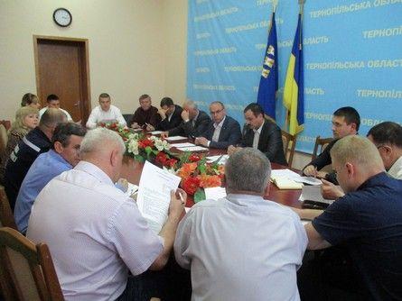 У заході візьмуть участь близько 300 членів сімей загиблих воїнів АТО з усіх областей України / Фото прес-служби Тернопільської ОДА