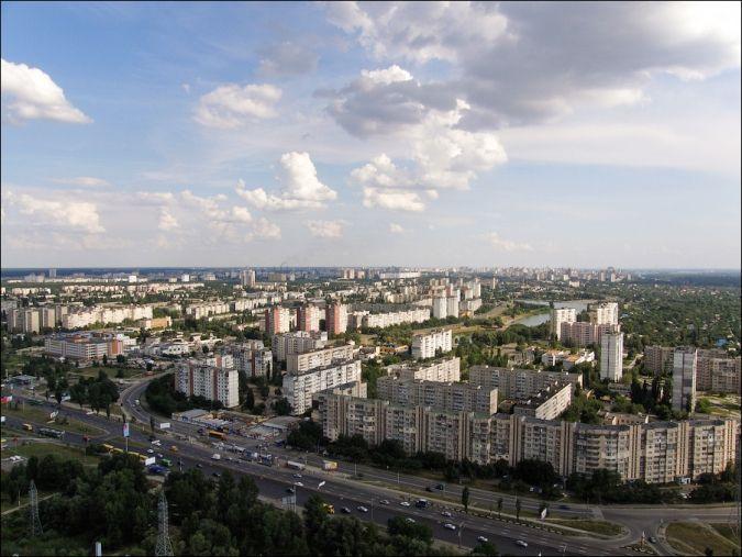 В Киеве появился проспект Шухевича / фото kievstreets.org