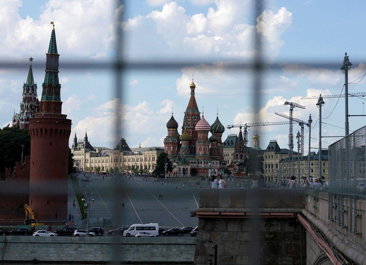 Вид на Красную площадь / REUTERS