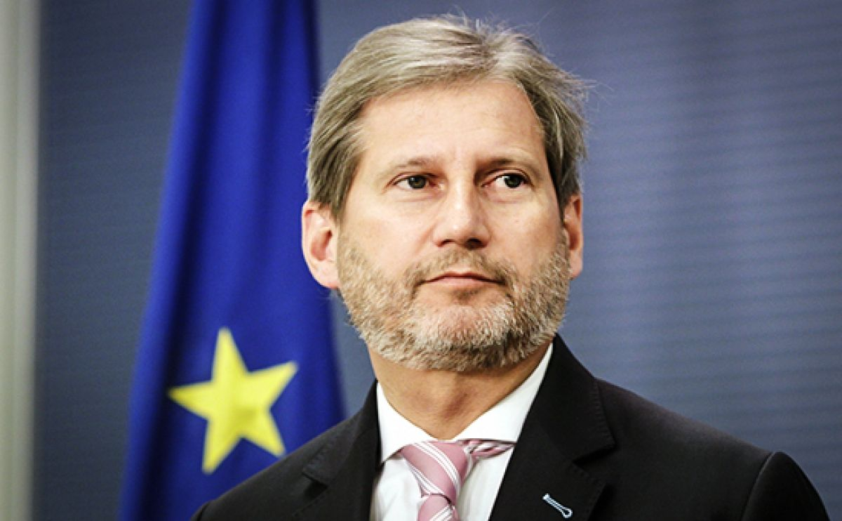 Єврокомісар прокоментував скорочення фінансування Суспільного мовлення / фото Информ-UA