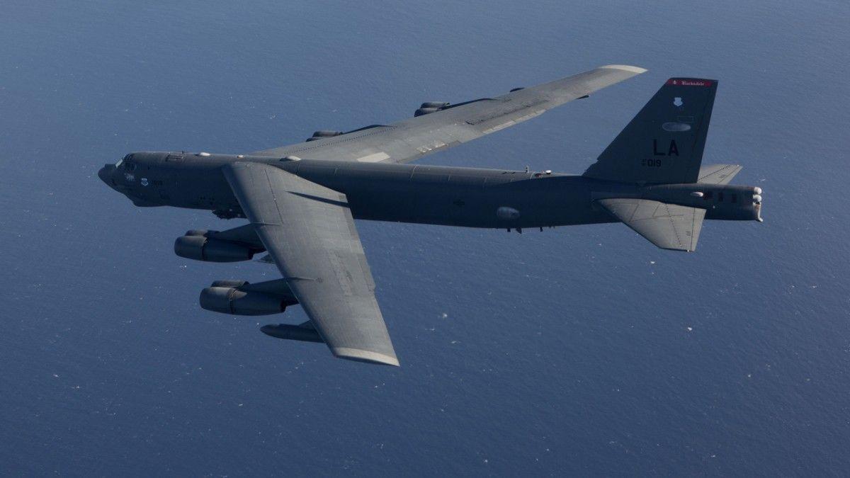 Ядерний бомбардувальник B-52 / Фото boeing.com