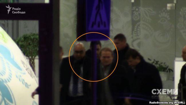 Журналисты говорят, что Медведчук связан с российским нефтегазовым бизнесом в Украине / radiosvoboda.org