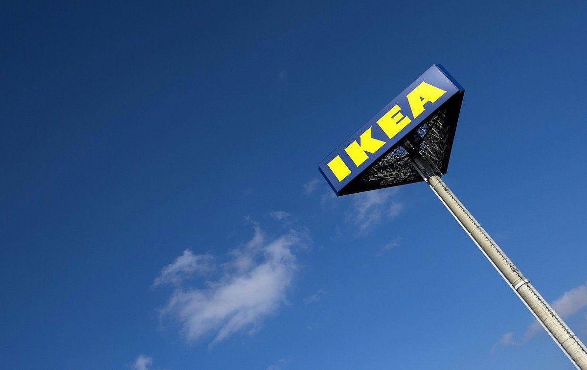 Первый в Украине магазин IKEA открылся в столичном ТРЦ / REUTERS