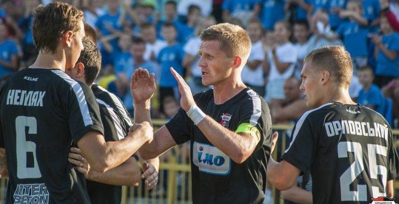 Футболисты из Ровно сыграют в Премьер-лиге / veres.club
