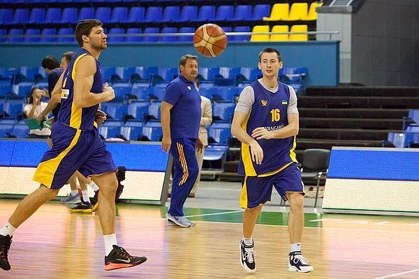 К Евробаскету будут готовиться 25 украинских баскетболистов / fbu.ua