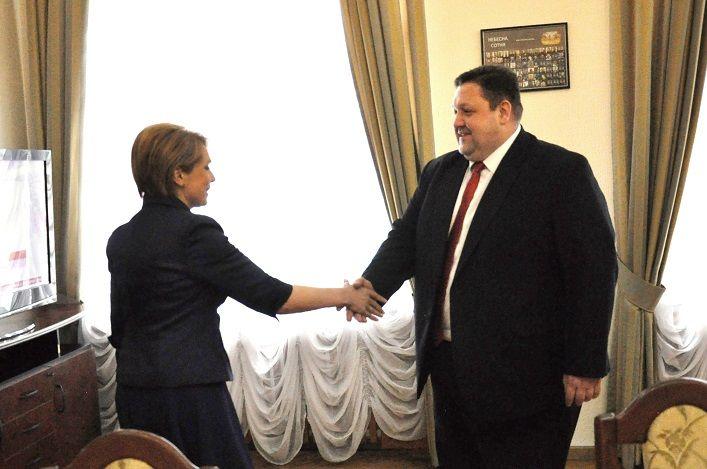 По словам Гриневич, важно инвестировать в опорные школы на сельских территориях / oda.zt.gov.ua