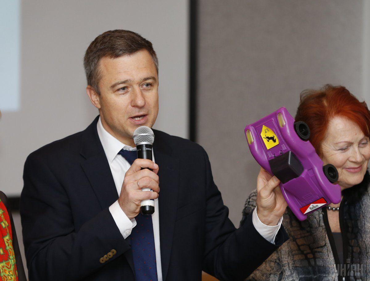 Кулеба охарактеризував розпочату реформу інтернатних закладів / фото УНІАН