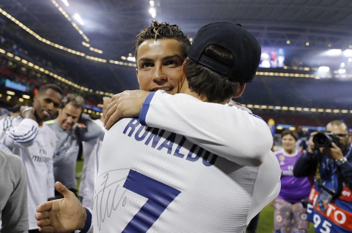 Криштиану Роналду еще больше утвердил себя в качестве легенды футбола / Reuters