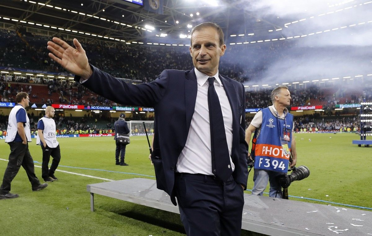 Массимилиано Аллегри / Reuters
