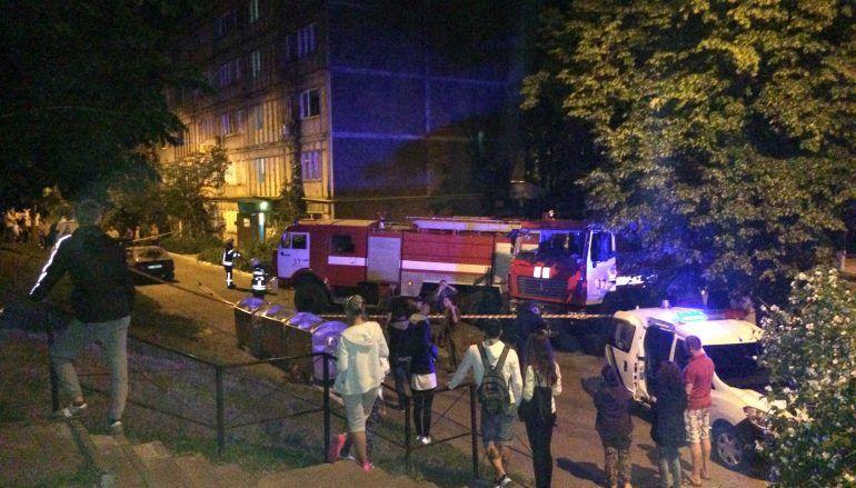 Взрыв произошел по неизвестным причинам / vyshgorod.city