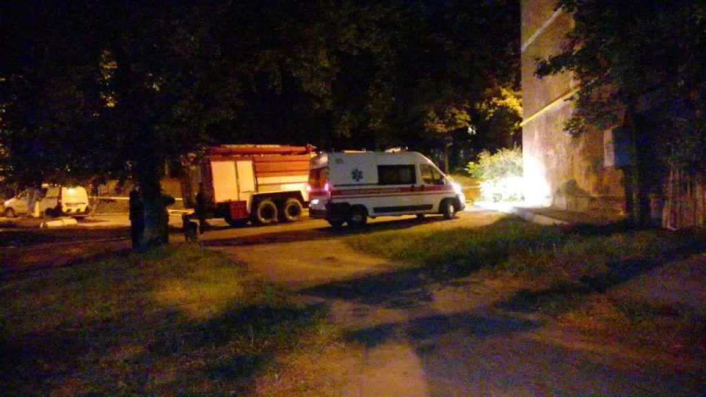 Известно об одном погибшем в результате взрыва / vyshgorod.city