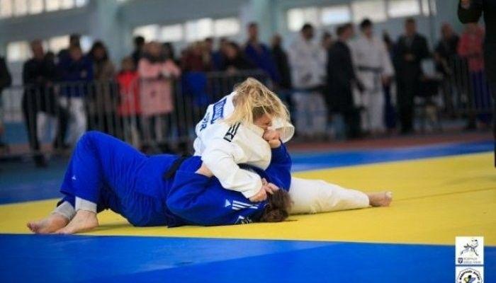 Украинские дзюдоисты завоевали шесть медалей в Будапеште