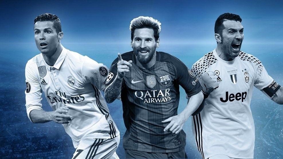 УЕФА составил символическую сборную Лиги чемпионов / uefa.com