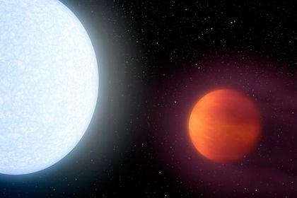 Небесное тело примерно в 2,88 раза тяжелее и в 6,75 раза объемнее Юпитера / фото NASA