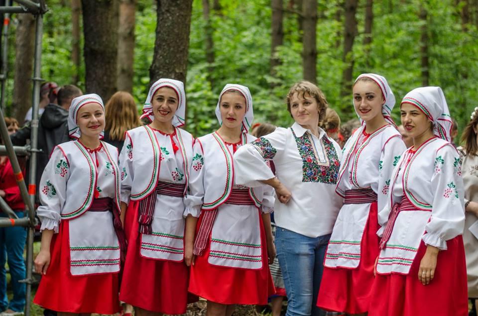В рамках фестивалю відбувся концерт та показові бої / Фото прес-служби Тернопільської ОДА