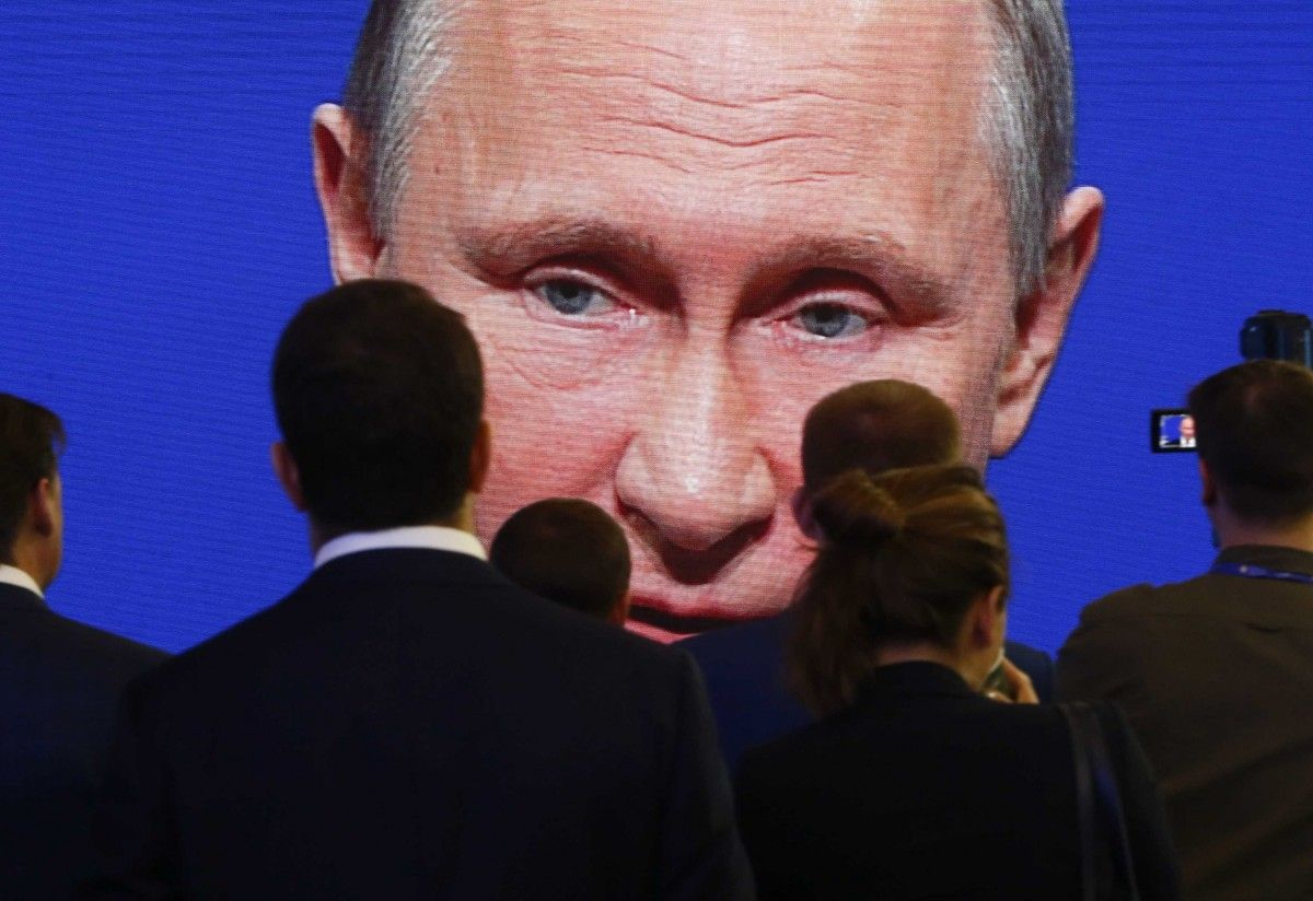 Владимир Путин/ REUTERS