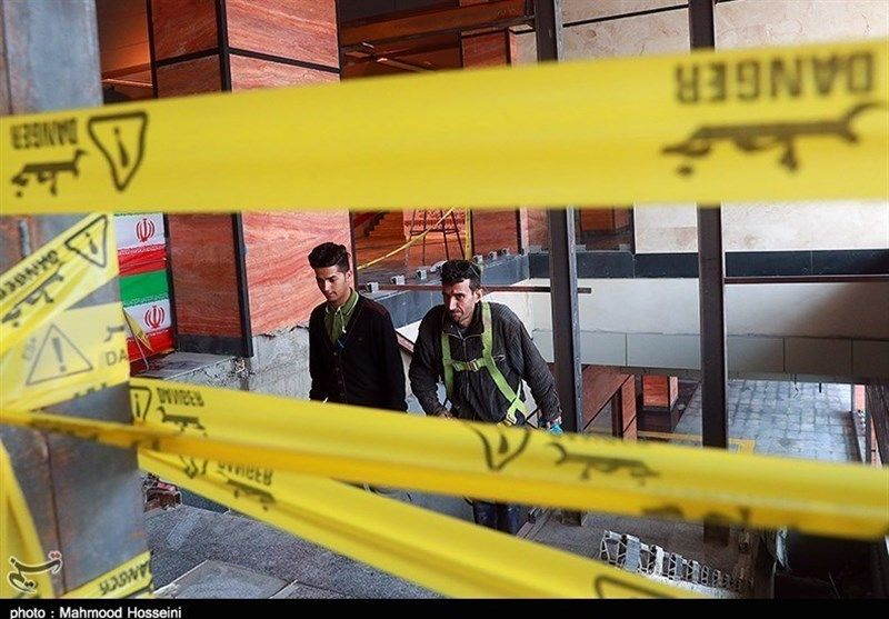 Станцию было закрыто / фото tasnimnews.com