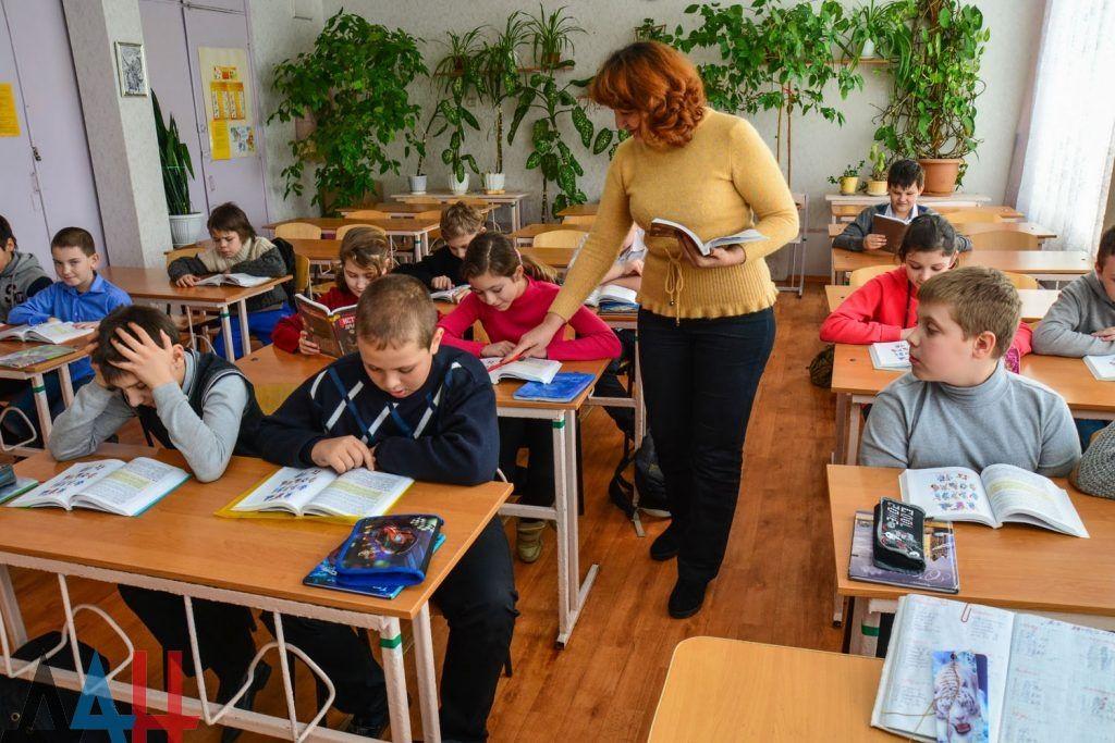 В школах оккупированного Севастополя начали изучать украинский язык / фото соцсети