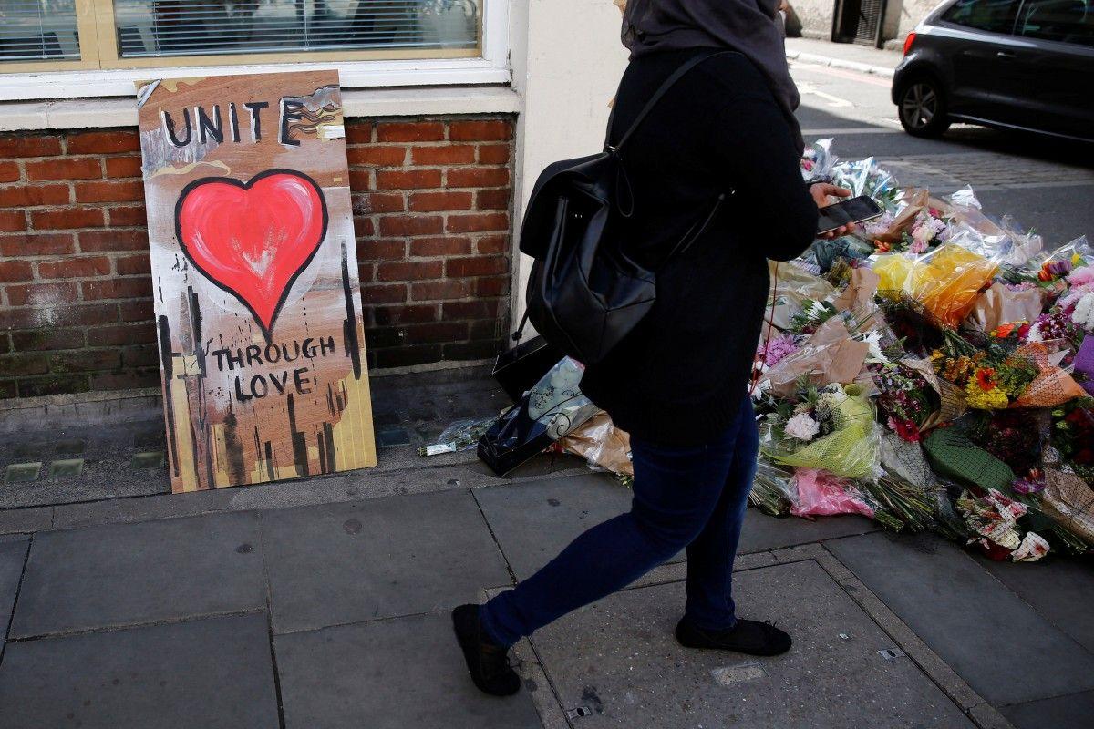 ВТемзе отыскали тело вероятной жертвы теракта встолице Англии