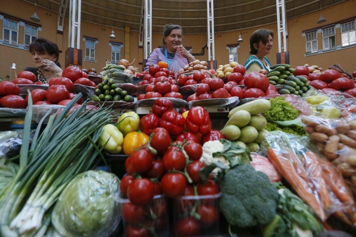 За месяц выросли в цене практически все основные корнеплоды отечественного производства / Иллюстрация REUTERS