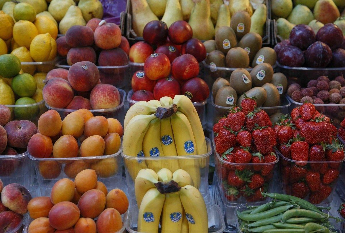 Турция стала главным поставщиком экзотических фруктов в Украину / REUTERS