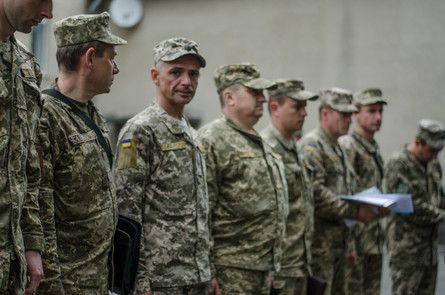 Бойові тактичні збори проводяться на декількох військово-навчальних полігонах  держави / Фото прес-служби Тернопільської ОДА