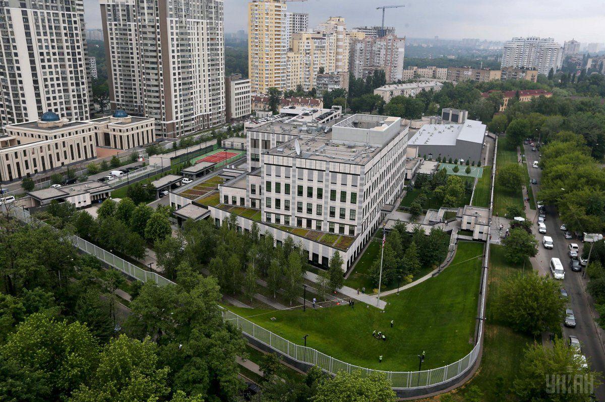У посольствіСША застерегли щодо можливого негативного влпиву на боротьбу з корупцією /фото УНІАН