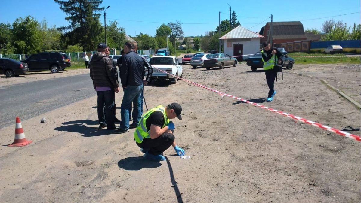 Депутат выступал активным участником конфликта / фото facebook.com/police.kharkov