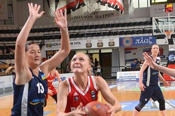 Украинки обыграли команду Беларуси на турнире в Греции fbu.ua
