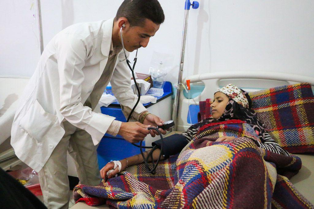 В Ємені кількість випадків холери сягнула півмільйона