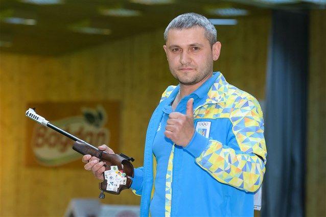 Омельчук выиграл на этапе Кубка мира / issf-sports.org